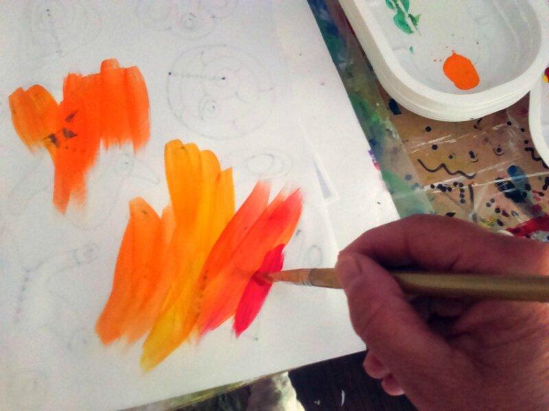 173_Compositions abstraites_Sculptures de papier08