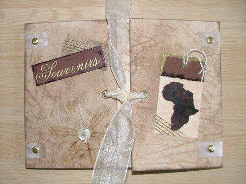 Souvenir d'Afrique du Sud, Tryptique, Déc 2005