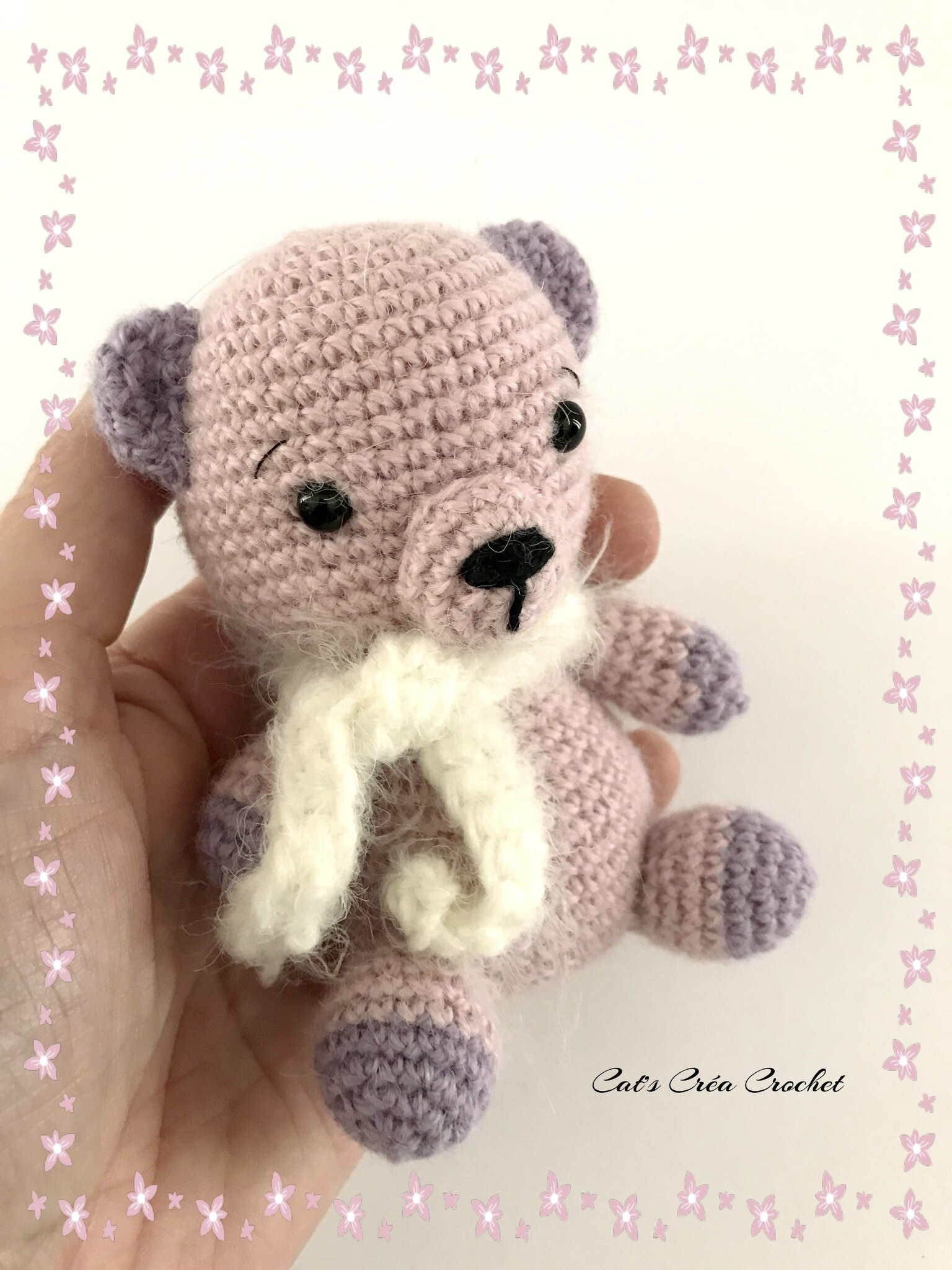 Petit ours Teddy 🐻