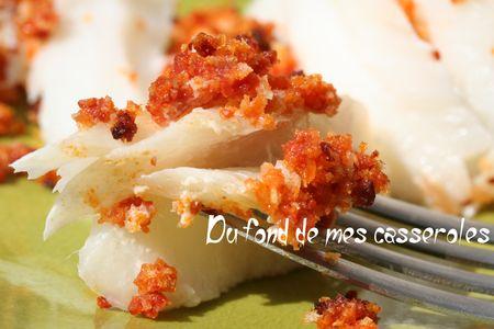 poisson_croute_chorizo