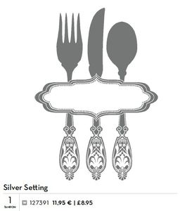p109 silver setting