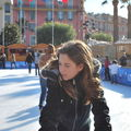 Morgane à la patinoire