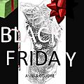 Black friday by amd a coudre via handmade at amazon, offre sur les bijoux de dentelle certis de cristaux de swarovski