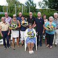 Masevaux-niederbruck: des campeurs remerciés pour leur fidélité