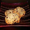 Cookies sablés