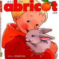 Magazine Abricot, fleurus presse, novembre 2006