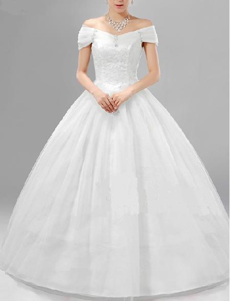 "Robe de mariée ""cherry"" T 36"