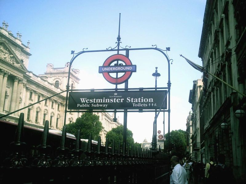 Westminster station