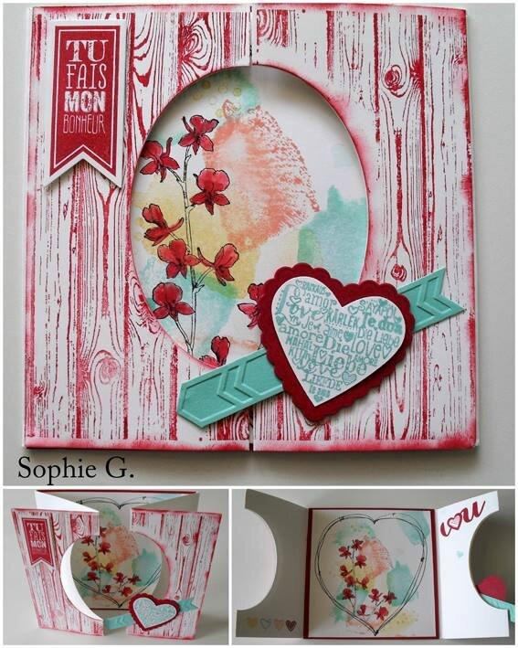 cartes Sophie G
