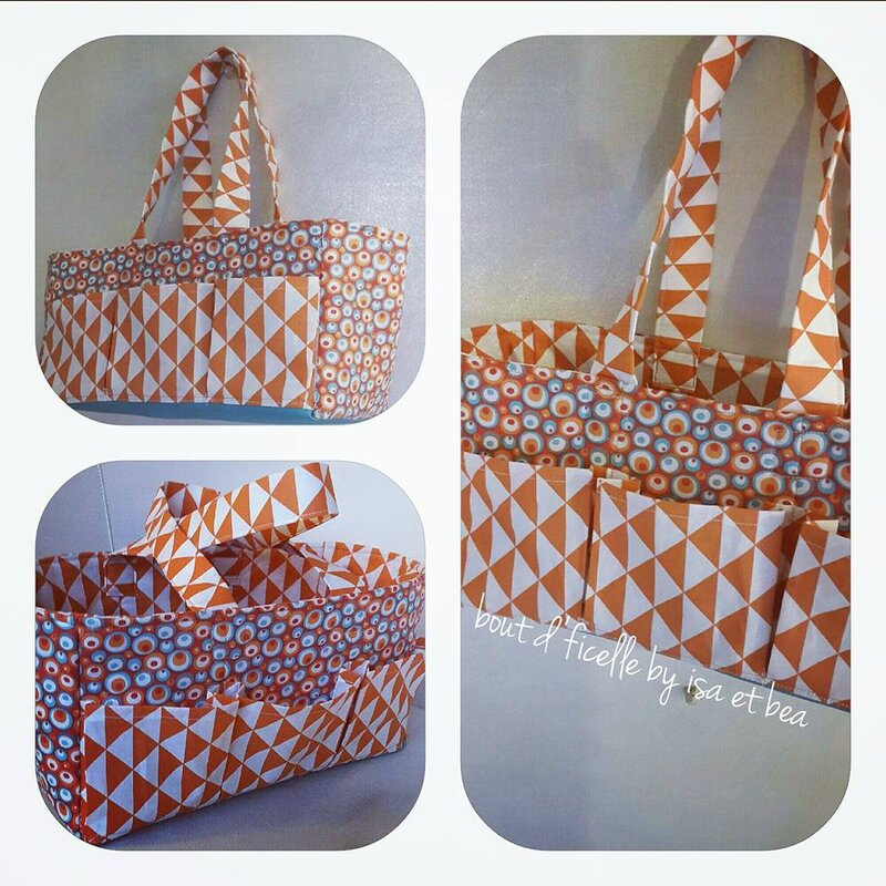 tote de scrap by isa