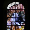 Vitraux Cathédrale St Etienne Cahors
