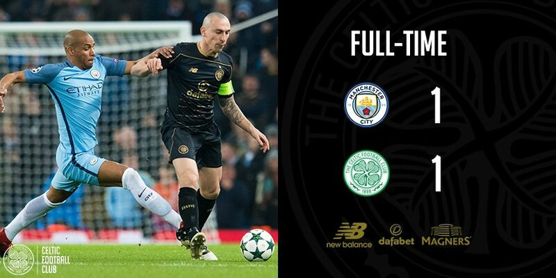 but manchester city Celtic