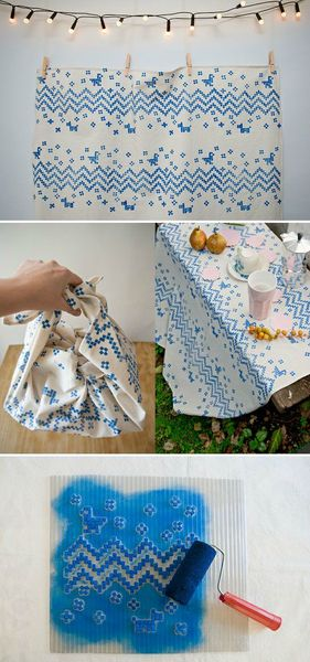 Hand-printed-fabric-DIY-tutorial-by-Karen-Barbe
