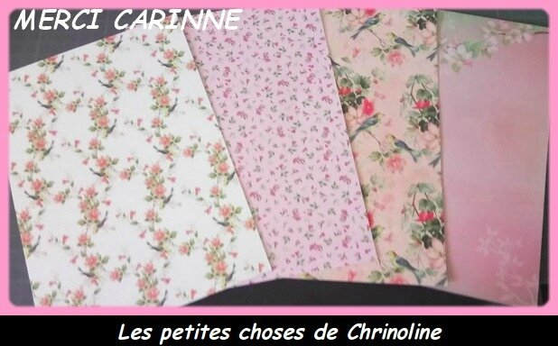 CARINNE PAPIERS
