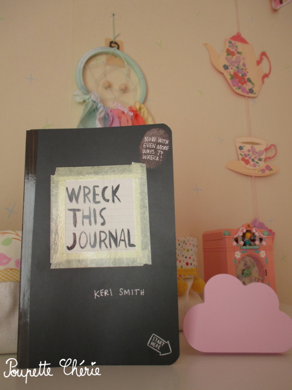 Wreck This Journal 01