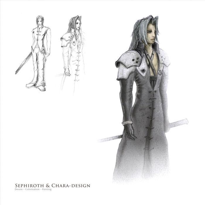 08 - Sephiroth