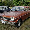 Acadian canso 4door sedan-1963
