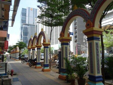 Brickfields arcades