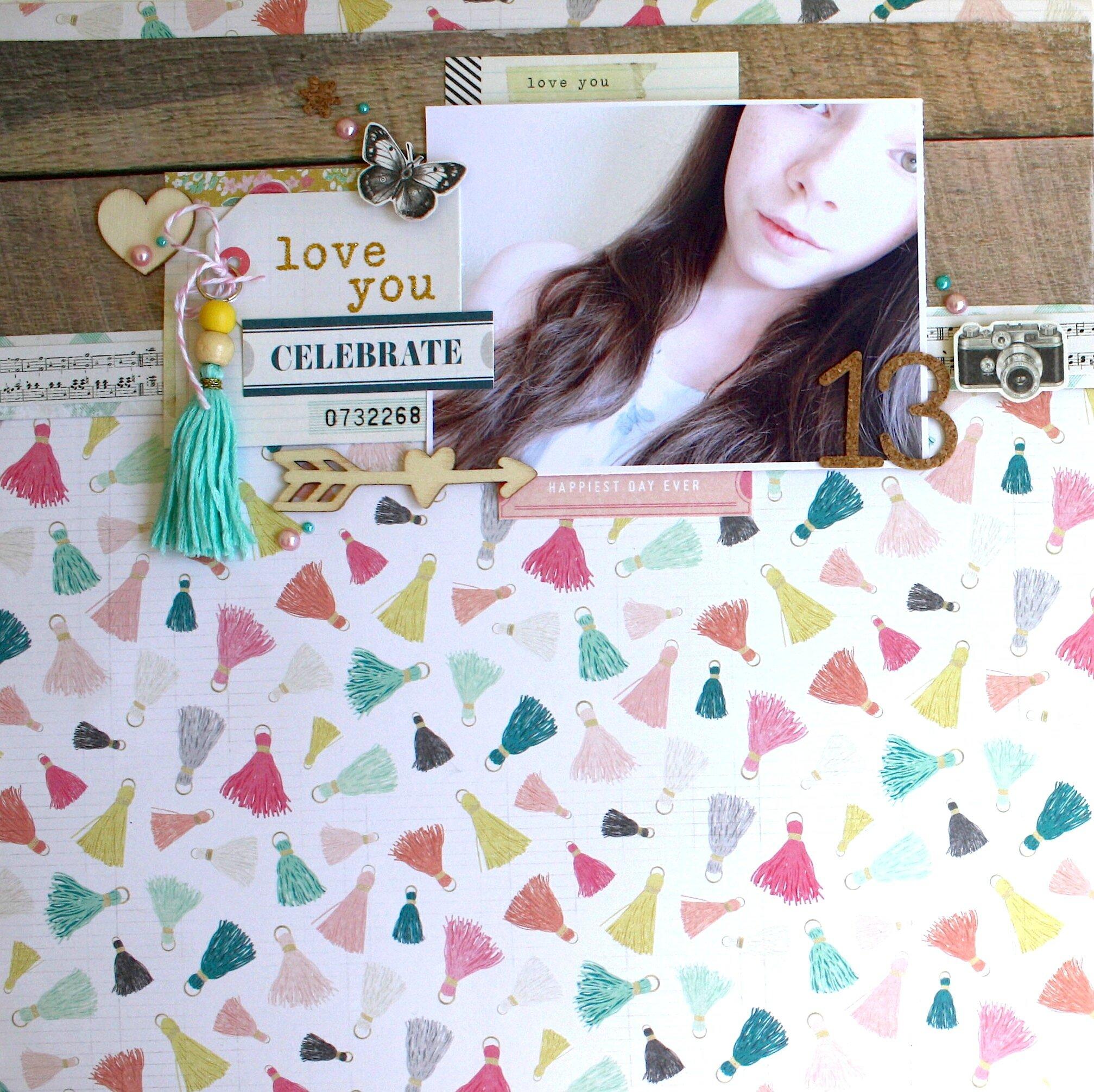 Le blog de Sonia  Un blog dédié à ma passion du scrapbooking, du mixed
