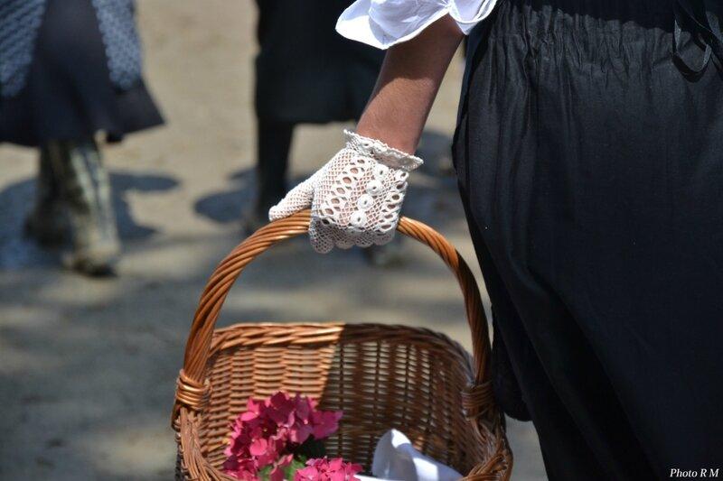 La fête du blé à PLEUDIHEN SUR RANCE août 2014