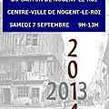 Le bulletin des associations du canton de nogent-le-roi 2013-2014