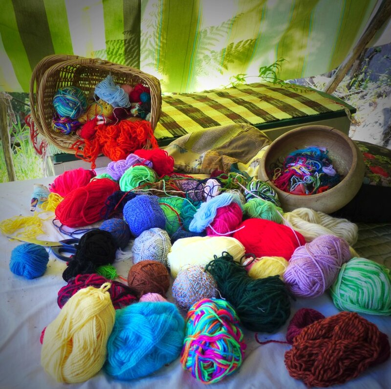pelotes de laine yurtao