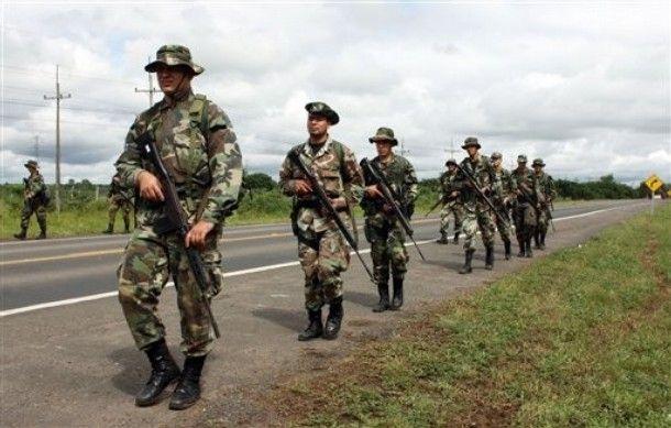 Armée paraguayenne 53215379