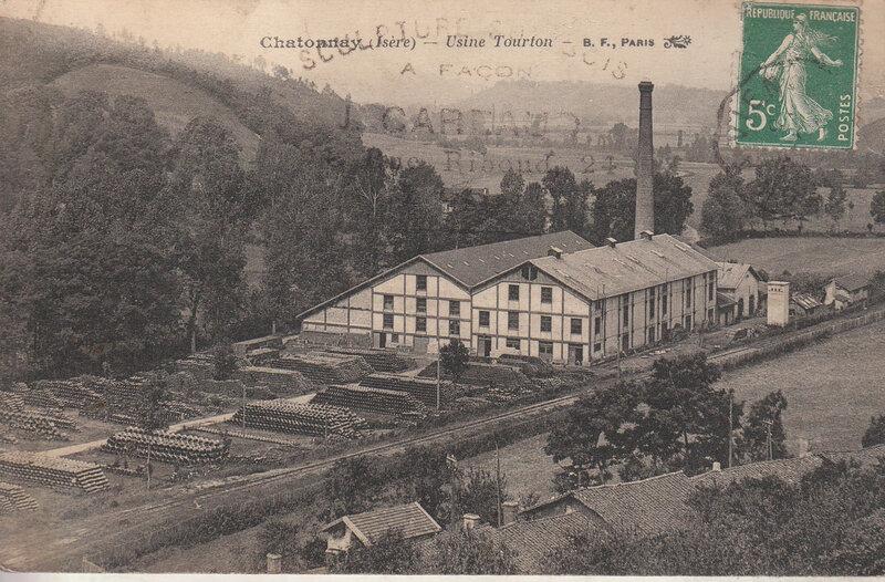 usine tourton