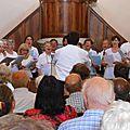 Après-midi musical au temple