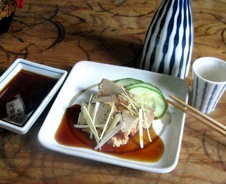 Terrine de foie de lotte la japonaise la table de - Cuisiner le foie de lotte ...