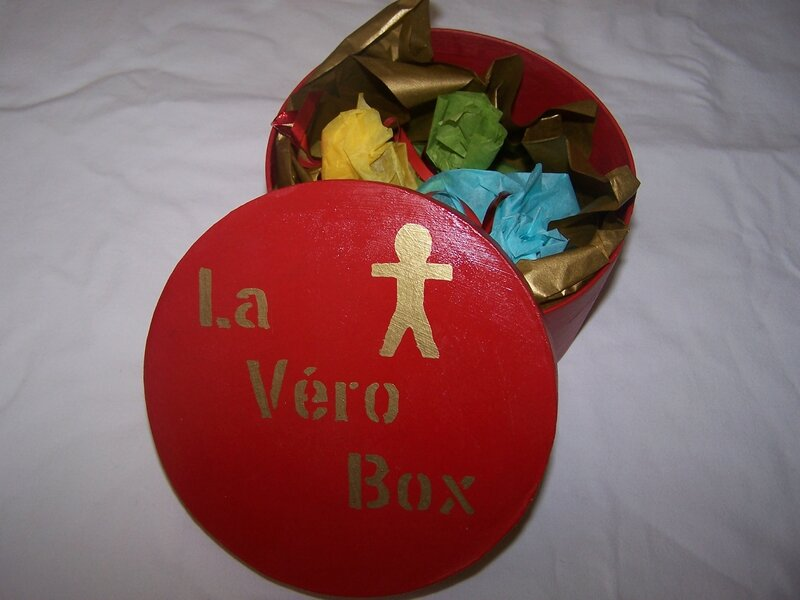 La Véro Box enfant 15 €
