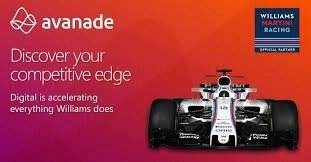 WILLIAMS MARTINI RACING 2018 AVANADE