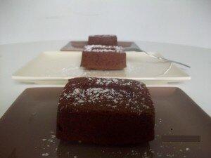 Gâteaux moelleux au chocolat