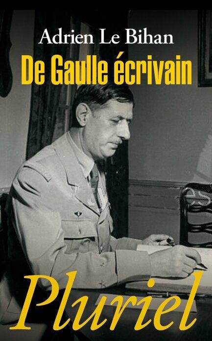 De-Gaulle-écrivain