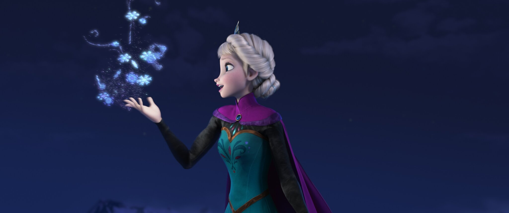 Critique la reine des neiges the art of disney - Raiponce reine des neiges ...