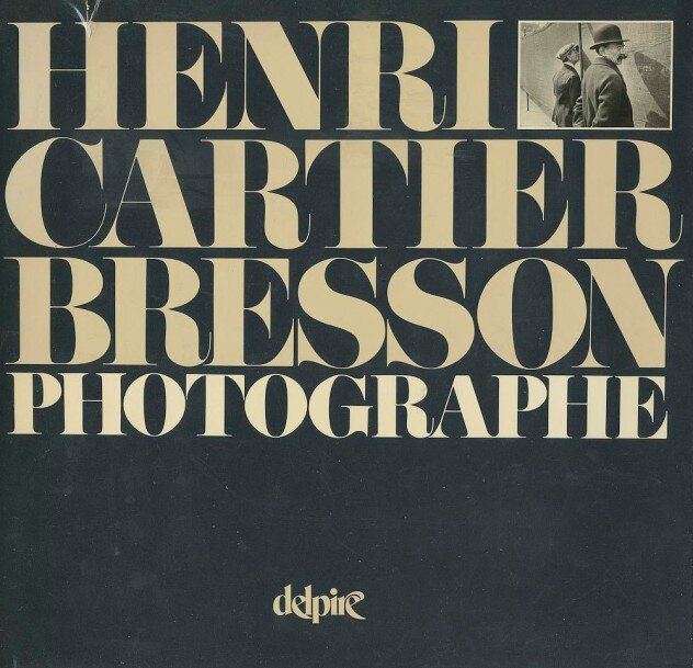 cartier breson photographe