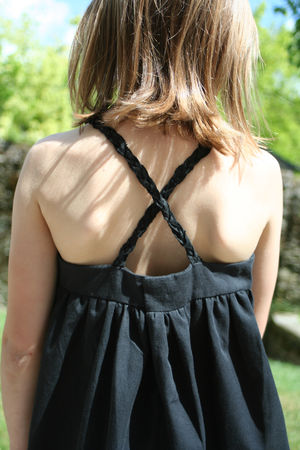 new york avec toi, petite robe noire, rock