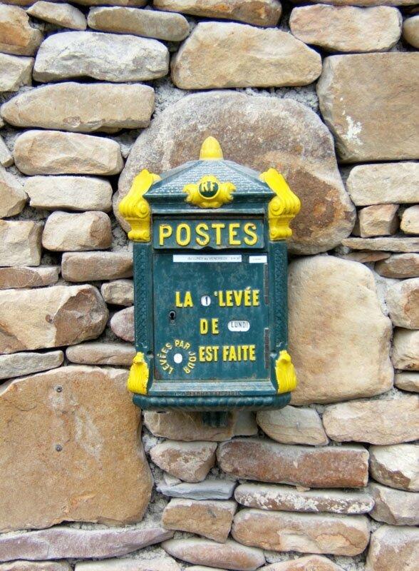 Boîte aux lettres MAP DDS 311