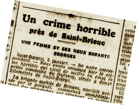 un crime horrible
