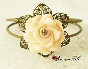 bracelet-rose-fimo
