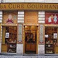 La cure gourmande bruxelles belgique biscuiterie