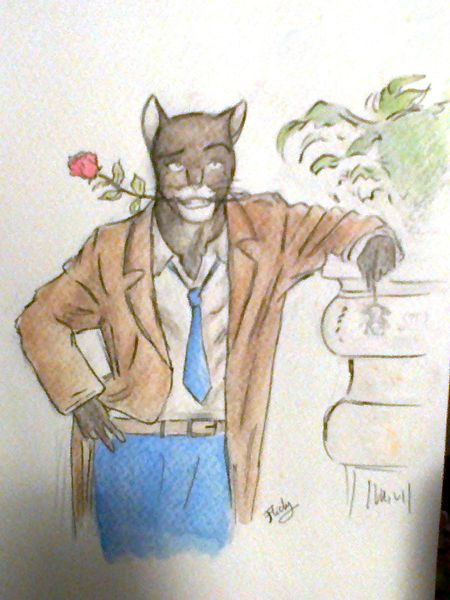 Blacksad 3009