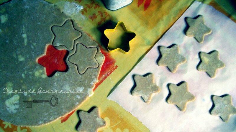 Biscuits étoiles des îles2