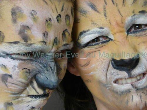 copyright Cathy Wagner Eveil au maquillage® 405