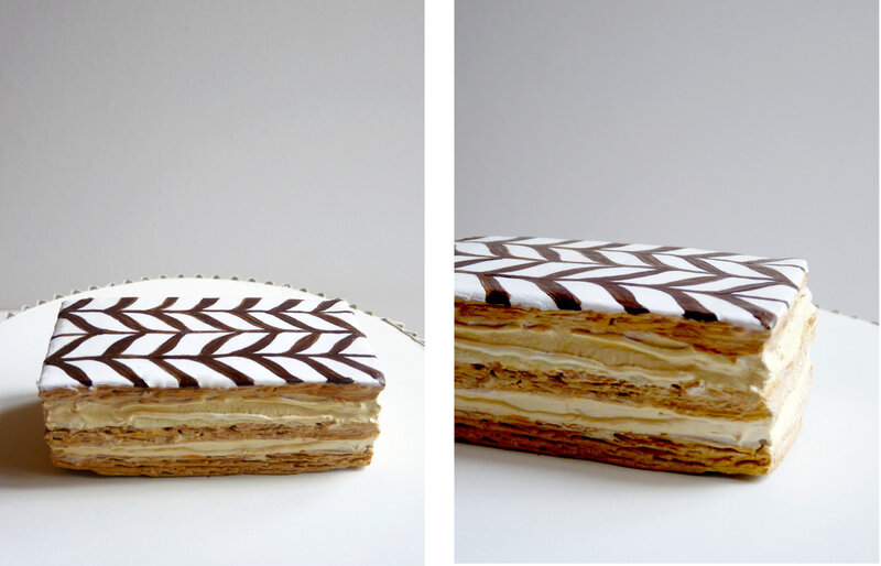 mille feuilles 2 images