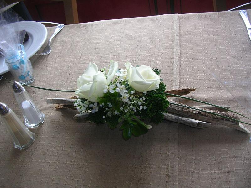 Bouquet avec mesmains for Bouquet bois flotte