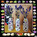 Vase en pâte à sel