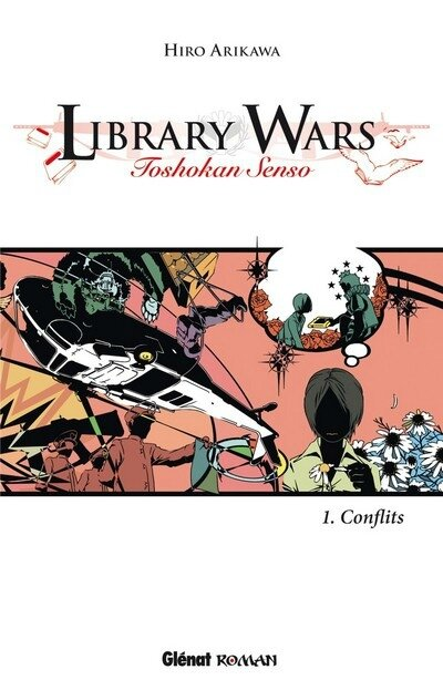 02 library wars