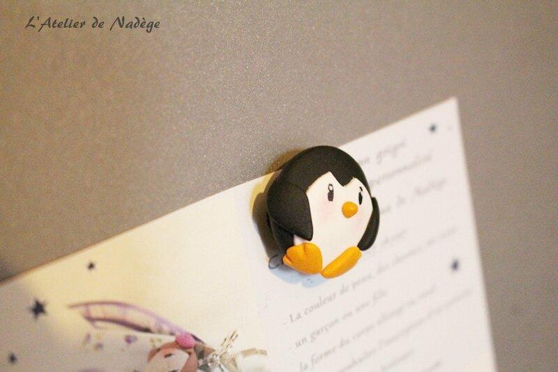 atelier pingouin fimo 2