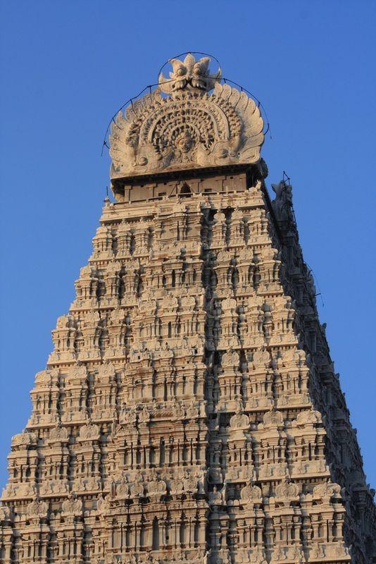 Temple de Thiruvannamalai